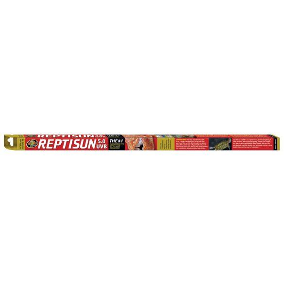 ZooMed ReptiSun 5.0 UVB 5500K esőerdei fénycső T8 17 W / 600 mm
