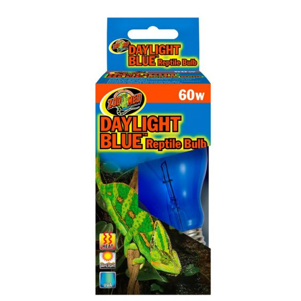 ZooMed Daylight Blue Reptile terrárium izzó 60 W