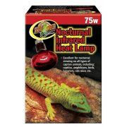 ZooMed Red Infrared melegítő lámpa 75 W