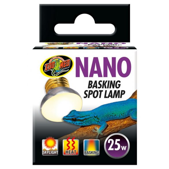 Zoo Med Nano napozó spot lámpa 25 W