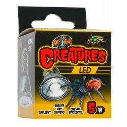 ZooMed Creatures™ LED lámpa madárpókokhoz