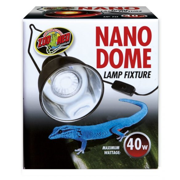 Zoo Med Nano Dome lámpatest