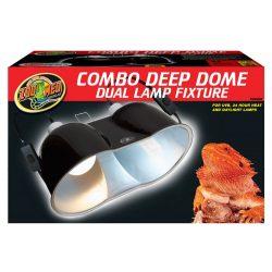 Zoo Med Large Combo Deep lámpatest