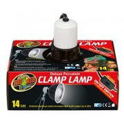Zoo Med Porcelain Clamp Lamp (max 60w)