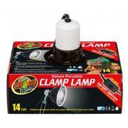 Zoo Med porcelán lámpabúra csíptetős rögzítővel (max 60w)