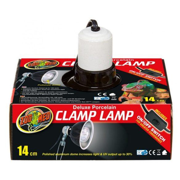ZooMed LF-11 porcelán lámpabúra csíptetős rögzítővel (max100w)
