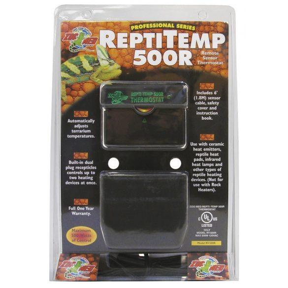 ZooMed Repti Temp 500R termosztát távérzékelő