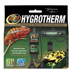 ZooMed Hygrotherm páratartalom & hőmérséklet vezérlő
