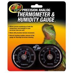 ZooMed Dual hőmérő / páratartalom mérő