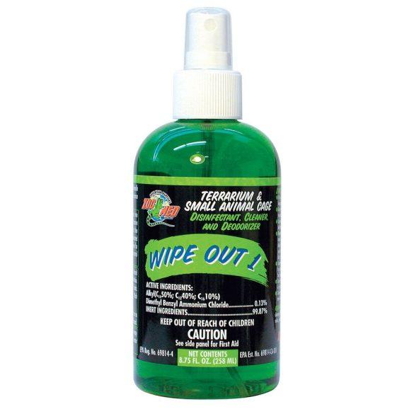 ZooMed Wipe Out 1 terrárium fertőtlenítő - 258 ml