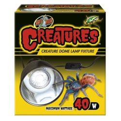 ZooMed Creatures™ Dome CT-35E lámpabúra (max 40w)