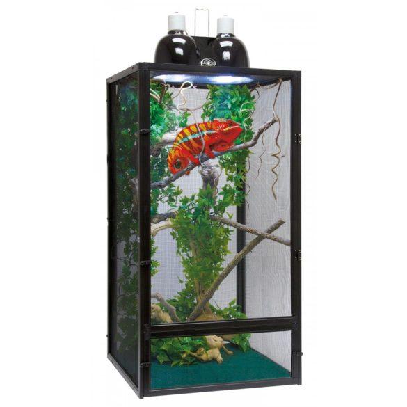 ZooMed ReptiBreeze® kaméleon terrárium készlet 40 x 40 x 76 cm