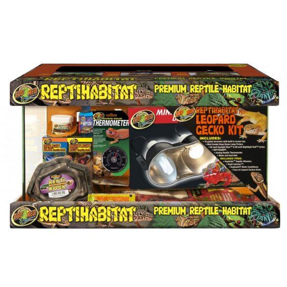 Zoo Med ReptiHabitat™ Leopard Gecko Kit 51 x 25 x 30 cm