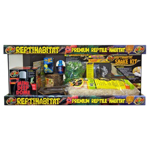 ZooMed ReptiHabitat™ Snake Kit 76 x 30 x 30 cm