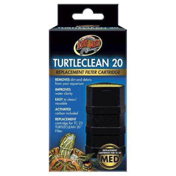 Zoo Med Cserélhető szűrő patron TC-23 TurtleClean 20-hoz