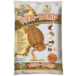Vita-Sand Sonora fehér vitaminos homok terrárium talaj