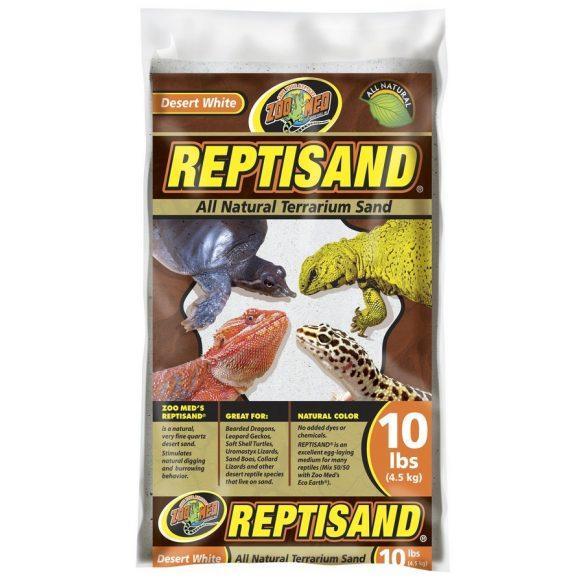 ReptiSand® – Sivatagi fehér homok terrárium talaj