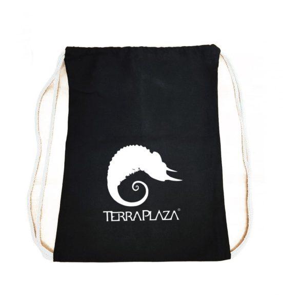 Tornazsák TerraPlaza simple logó